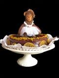 cake easter Royaltyfri Fotografi