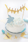 Cake for Easter Stock Photos