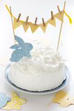 Cake for Easter Stock Images