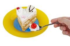 Cake food royalty free stock photos