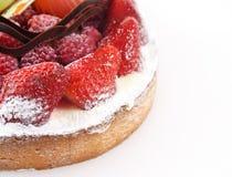 cake fruit Стоковые Фотографии RF