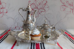 Cake handmade Royalty Free Stock Photos