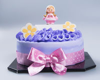 cake. happy mother day cake on a background. Stock Photography