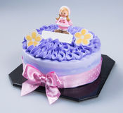 cake. happy mother day cake on a background. Stock Images