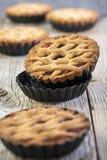 Cake with hazelnut and raspberry jam. Royalty Free Stock Images