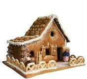 Cake home shape Stock Photography