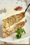 Cake Hummingbird. Royalty Free Stock Images