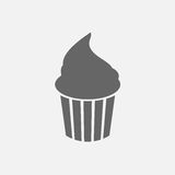Cake   icon Royalty Free Stock Image