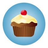 Cake Icon 2 Royalty Free Stock Photography