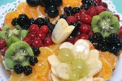 Cake II van het fruit Royalty-vrije Stock Afbeeldingen