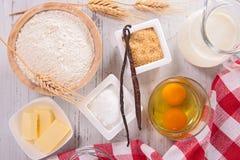 Cake ingredient Royalty Free Stock Photos