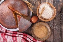 Cake ingredient Royalty Free Stock Photo