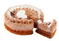 Cake isolated Royalty Free Stock Image