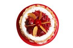Free Cake Isolated On White Stock Photos - 8095183
