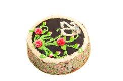 cake isolated Stock Image