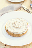 Cake or Lemon pie Stock Images