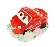 Cake made like a car Stock Photography