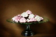 Cake maringe royalty free stock photo