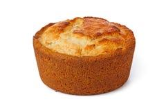 Cake med russin Arkivfoton