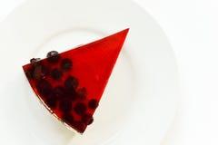 Cake met besgelei Stock Afbeeldingen