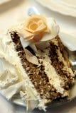 Cake met room Royalty-vrije Stock Foto's