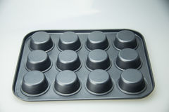 Cake mould,back Royalty Free Stock Photography