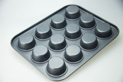 Cake mould,back Royalty Free Stock Photos