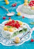 Cake Pavlova Royalty Free Stock Images