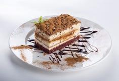 Cake, Piece Of Cake, Recipe Stock Image
