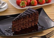 Cake piece Stock Photos