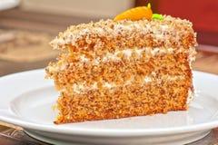 Cake piece Royalty Free Stock Image