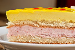 Cake piece Royalty Free Stock Photos