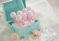 Cake pop Stock Photo