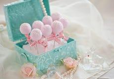 Cake pop Stock Photo