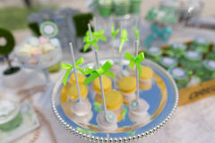 Cake pop Royalty Free Stock Photos