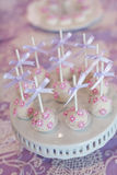 Cake pop Royalty Free Stock Photo