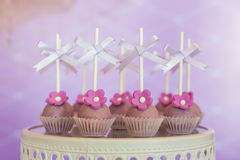 Cake pop Royalty Free Stock Images