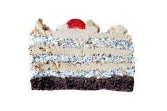 Cake with poppyseed Stock Images