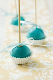 Cake pops Royalty Free Stock Photos