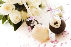 Cake Pops Royalty Free Stock Photo