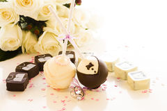 Cake Pops Royalty Free Stock Image