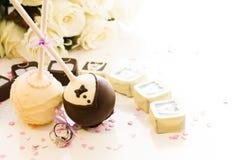 Cake Pops Stock Photo