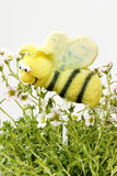 Cake pops in bee shape Stock Images
