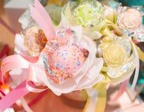 Cake pops Stock Image