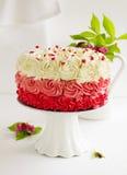 Cake Red Velvet Stock Photos