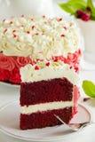 Cake Red Velvet Stock Images
