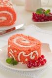 Cake Red Velvet Royalty Free Stock Images