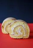 Cake roll Royalty Free Stock Photos