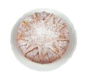 Cake shaped like star Royalty Free Stock Photography