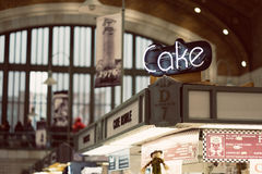 Cake shop Royalty Free Stock Photography